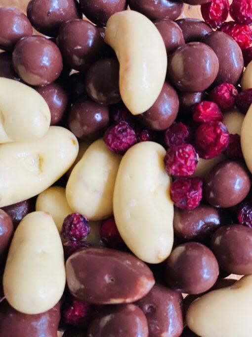 Marjad šokolaadis ärikingitused